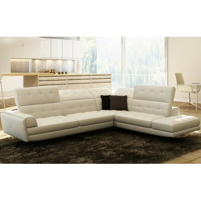 Northbridge Leather Sectional