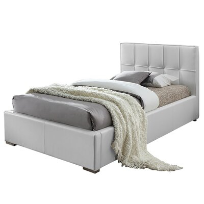 Bien Upholstered Platform Bed Size: Queen