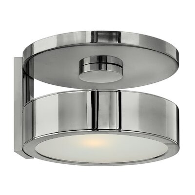Courtnay 1-Light Flush Mount