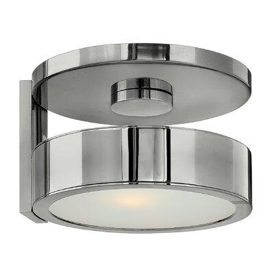 Courtnay 1-Light Flush Mount