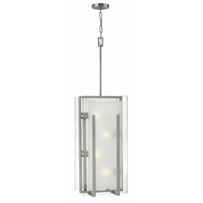 Darin 4-Light Foyer Pendant