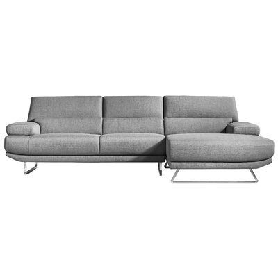 Charli Modular Sectional Orientation: Right