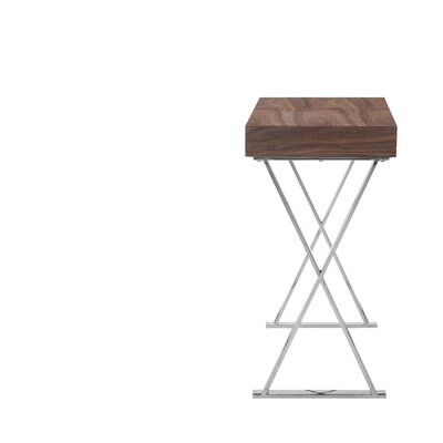 Roreti Console Table Finish: Walnut