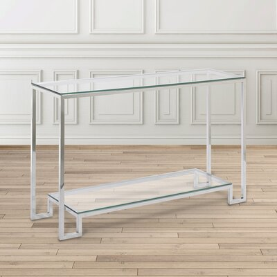 Blair Console Table Size: Large