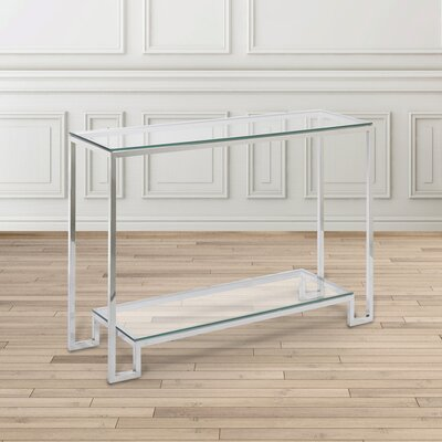 Blair Console Table Size: Small