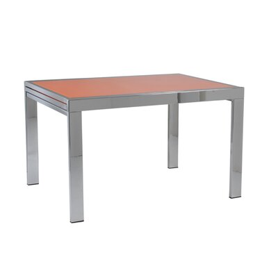 Bachand End Table Color: Chrome