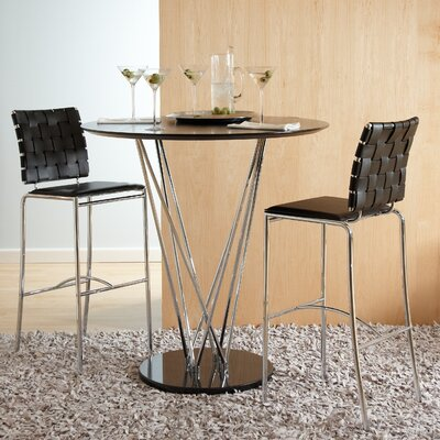 Berard 3 Piece Dining Set