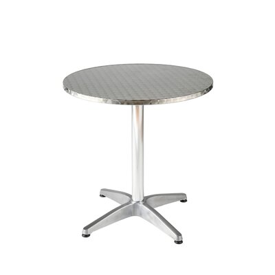 Briley Bistro Dining Table Table Size: 28 H x 31.5 W x 31.5 D