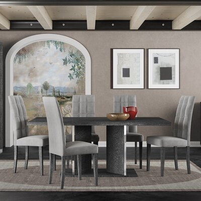 Britney 7 Piece Dining Set