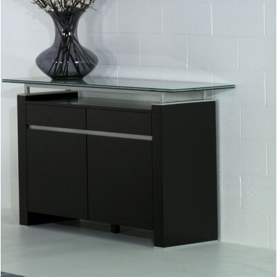 Arche Tiffany Sideboard Color: Dark Walnut