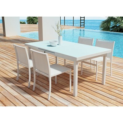 Giovanny 5 Piece Dining Set