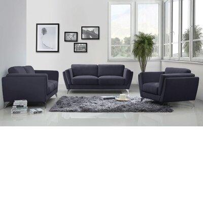 Kaiya 3 Piece Living Room Set