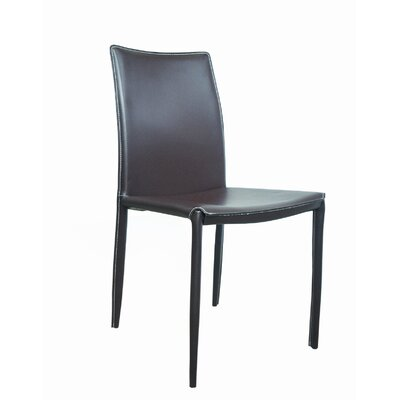 Arche Sleek Parsons Chair (Set of 2)