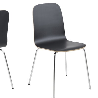 Suncrest Side Chair Finish: Black