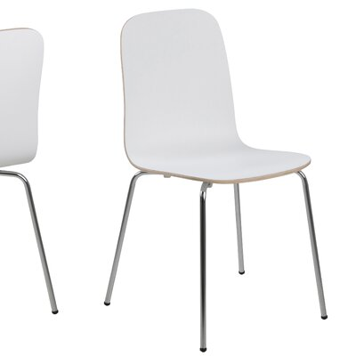 Suncrest Side Chair Finish: White