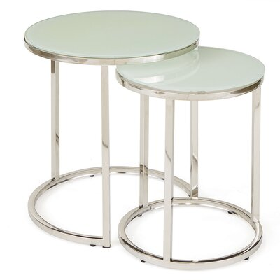 Wilbur 2 Piece Nesting Tables