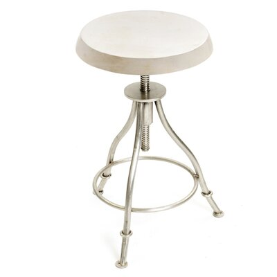 Kamila Adjustable Height Bar Stool