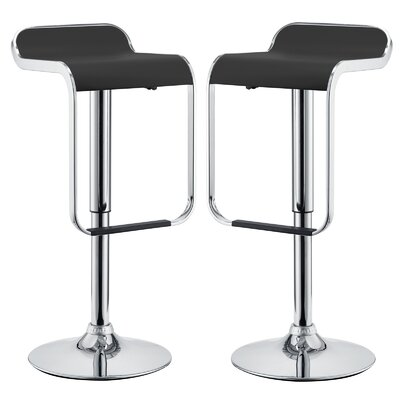 Wilton Adjustable Height Swivel Bar Stool