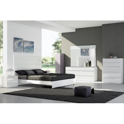 Barcroft Panel Customizable Bedroom Set