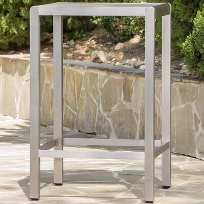 Kit Outdoor Alumnimum Bar Table