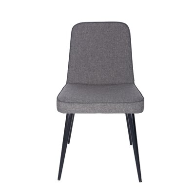 Jaylee Side Chair Finish: Matte Black