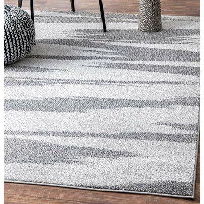 Joondalup Gray Area Rug Rug Size: 5 x 8