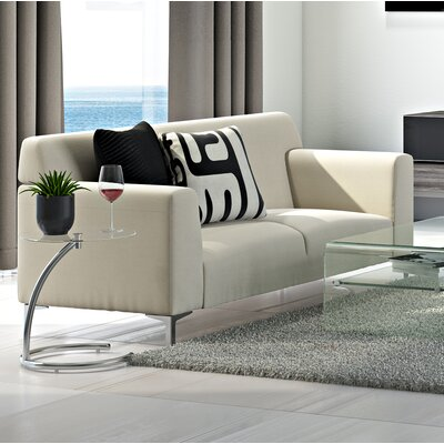 Trystan Sofa Upholstery: Beige
