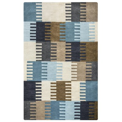 Bratcher Hand-Tufted Area Rug Rug Size: Rectangle 5 x 8