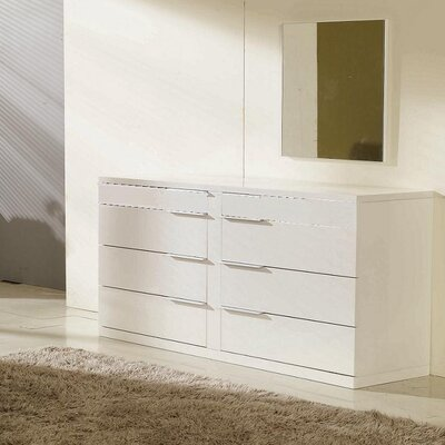 Camron Contemporary 6 Drawer Dresser