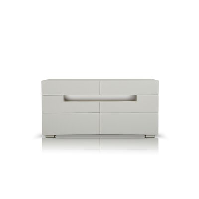 Lacon Ceres 6 Drawer Dresser