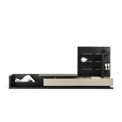 Annalise Jefferson TV Stand Finish: Wenge
