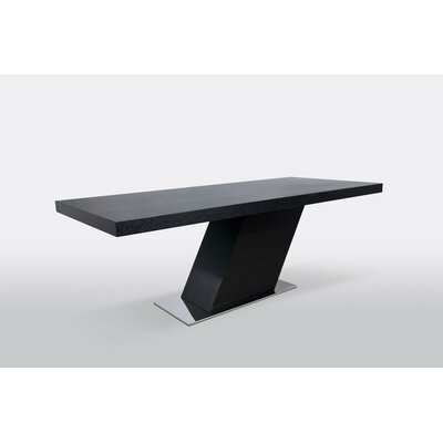 Clower MDF Rectangular Dining Table