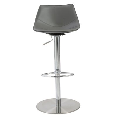 Charlee Adjustable Height Swivel Bar Stool
