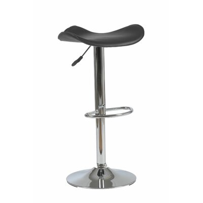 Delilah Adjustable Height Swivel Bar Stool