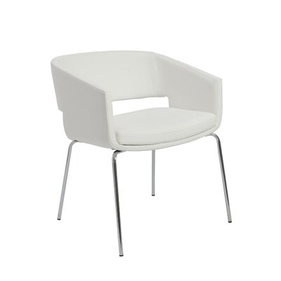Emily Arm Chair Finish: White