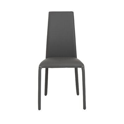 Zariyah Side Chair Finish: Gray