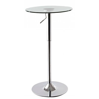 Clower Adjustable Pub Table