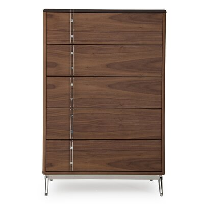 Dorian 5 Drawer Chest