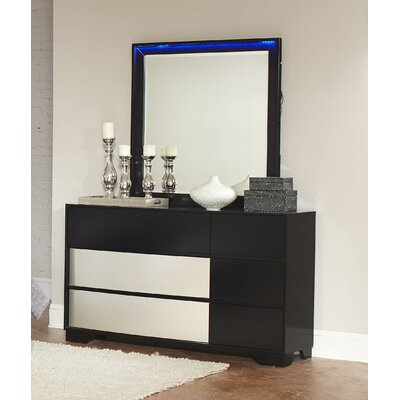 Savannah Dresser with Mirror