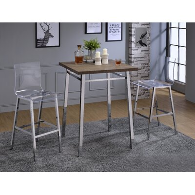 Potomac 3 Piece Pub Table Set