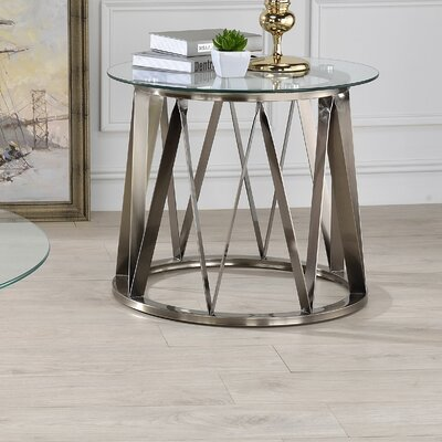 Bunker End Table
