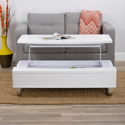 Schiller Coffee Table with Lift Top