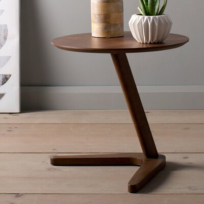 Bluestone End Table Finish: Walnut