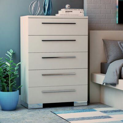 Brendan 5 Drawer Chest