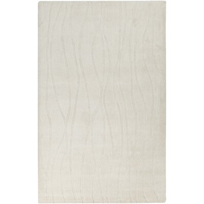 Esma Ivory Area Rug Rug Size: Rectangle 5 x 8