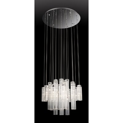 Yeji 24-Light Crystal Chandelier