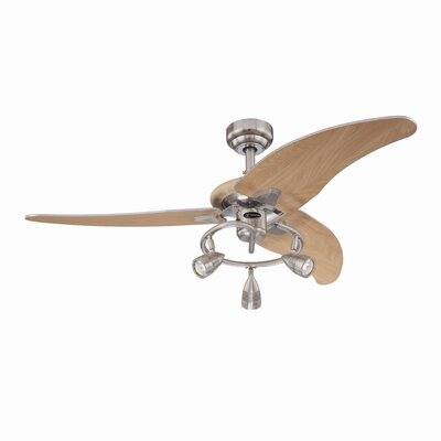 48 Zader 3 Blades Ceiling Fan