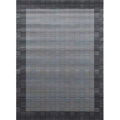 Maddox Gray Indoor/Outdoor Area Rug Rug Size: 5 x 7