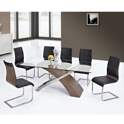 Tobiah 7 Piece Dining Set