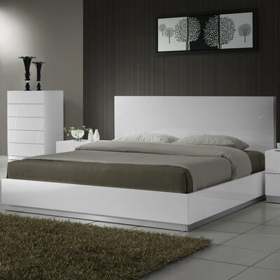 Ram Platform Bed Size: King